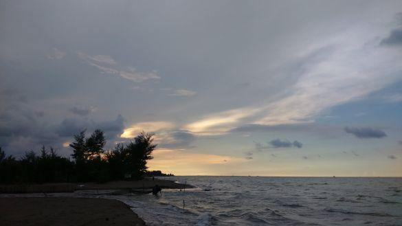 Pantai sigandu batang jawa tengah