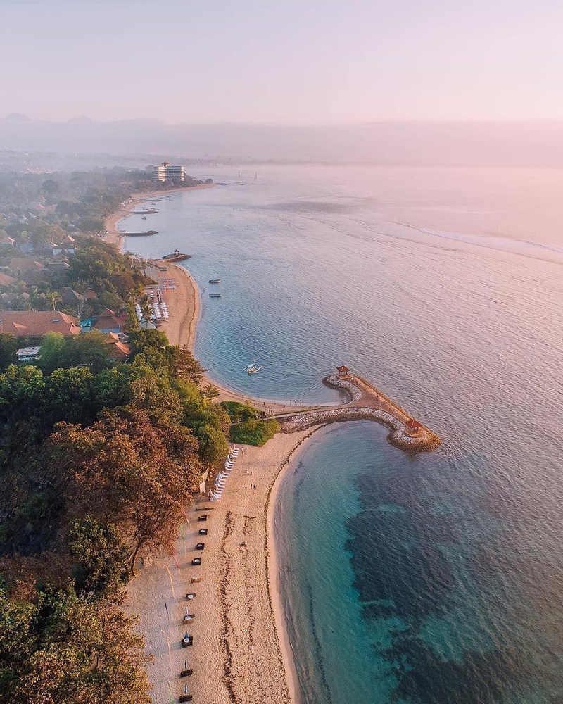 Pantai Sanur: Harga Tiket Masuk, Fasilitas dan Spot Menarik
